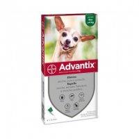 Advantix Spot On 4 Pipette 0,4 ml 0 - 4 Kg