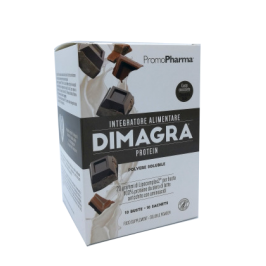 DIMAGRA PROTEIN CACAO 10 BUSTE