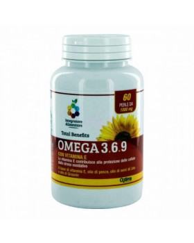 OMEGA TOTAL BENEFITS 60 CAPSULE