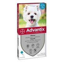 Advantix Spot-On  4 Pipetta 1ml 4-10Kg