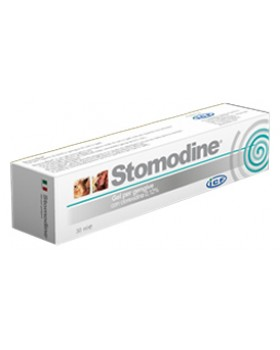 STOMODINE GEL GENG 30ML CANI