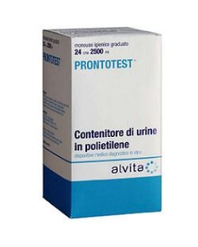 ALVITA PRONTOTEST CONT URIN 24OR