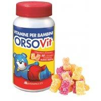 ORSOVIT CARAMELLE GOMMOSE VITAMINA BB SENZA GLUTINE 60PZ%
