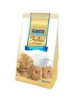 GIUSTO S/ZUCCH FROLLINI CEREAL