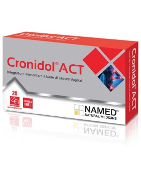 CRONIDOL ACT 20CPR