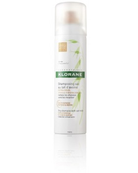 KLORANE SHAMPOO SECCO ALL'AVENA COLORE NATURALE 150 ML