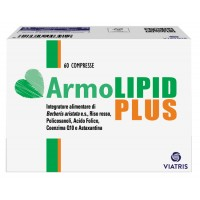 Armolipid Plus 60 compresse ORIGINALE in OFFERTA integratore colesterolo e trigliceridi