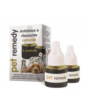PET REMEDY DIFFUSORE+2 FL 40ML