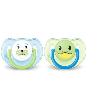 AVENT  SUCCH ANIMAL 6-18 M 18214