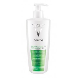 DERCOS SHAMPO ANTIFORFORA GRASSI 390 ML