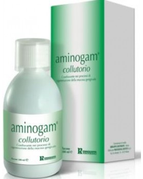 AMINOGAM COLLUTORIO 200ML