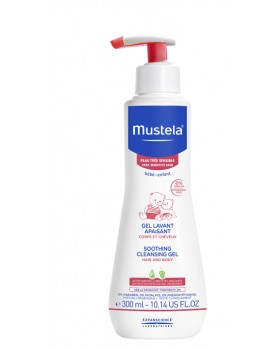 MUSTELA GEL DET LENITIVO 300ML