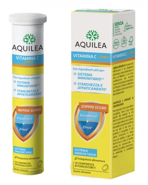 AQUILEA VITAMINA C 14CPR EFFER