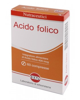 ACIDO FOLICO 400MCG 60CPR KOS