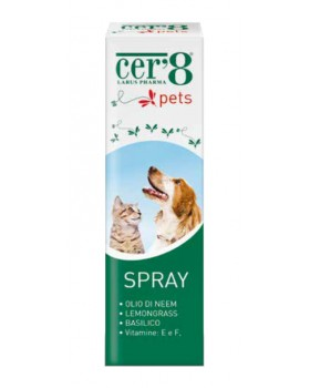 CER'8 PETS SPRAY 100ML