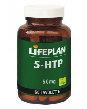 5-HTP 50MG 60TAV LIFEPLAN