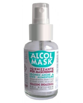 ALCOL MASK 50ML IGIEN MAS