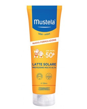 MUSTELA Sol.Latte 50+250ml
