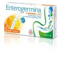 ENTEROGERMINA OS 10FL 4MLD/5ML