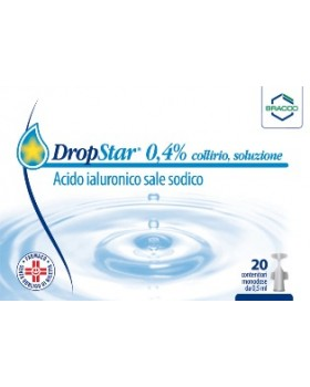DROPSTAR%COLLIRIO 20FL 0,5ML