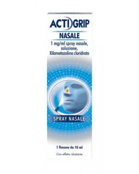 ACTIFED DECONGEST%SPRAY 10ML