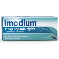 IMODIUM 8 COMPRESSE 2MG