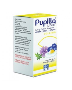 PUPILLA LIGHT%COLL 10ML 0,01%