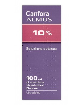 CANFORA ALMUS*10% SOL IAL 100ML