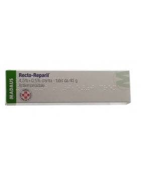 RECTOREPARIL%RETT CREMA 40G