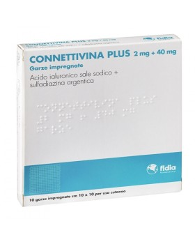 CONNETTIVINA PLUS%10GARZE10x10