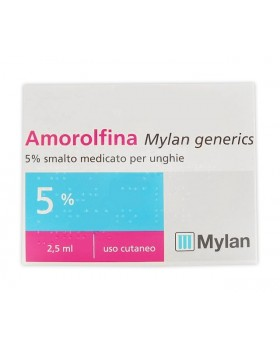 AMOROLFINA MY%SMALTO 2,5ML 5%
