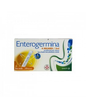 ENTEROGERMINA%OS 20FL 4MLD 5ML