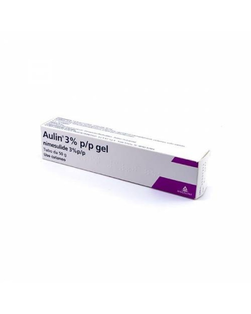 AULIN GEL 50G 3