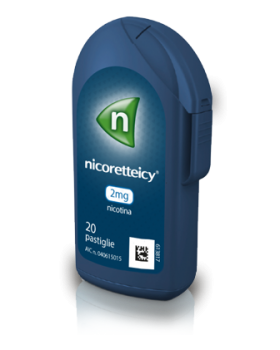 NICORETTE ICY*20PAST 2MG