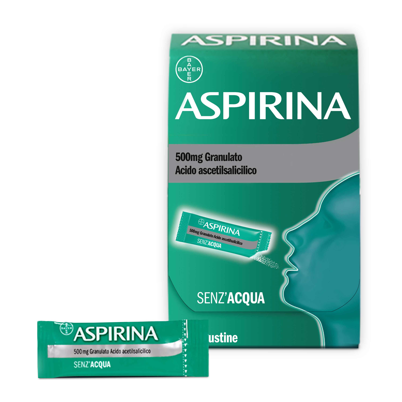ASPIRINA%OS GRAT 10BUST 500MG